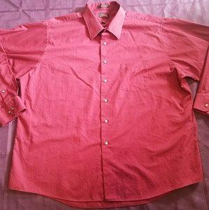 j garcia mens button down shirt size 2xl